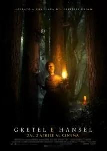 Gretel e Hansel poster