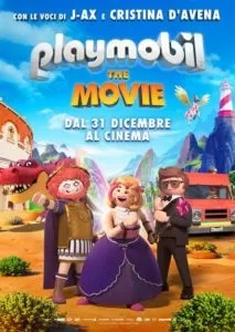 Playmobil: The Movie locandina