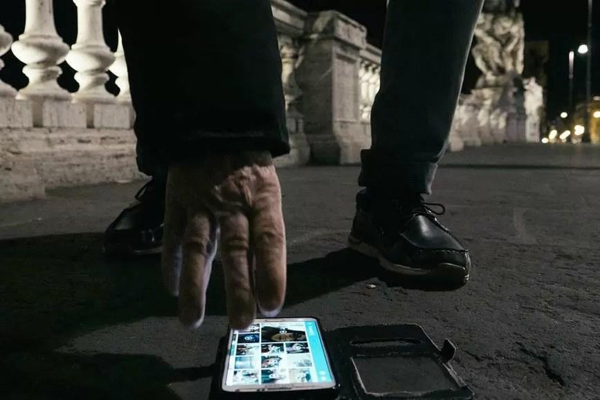 La donna dello smartphone film