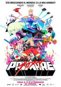 Promare poster