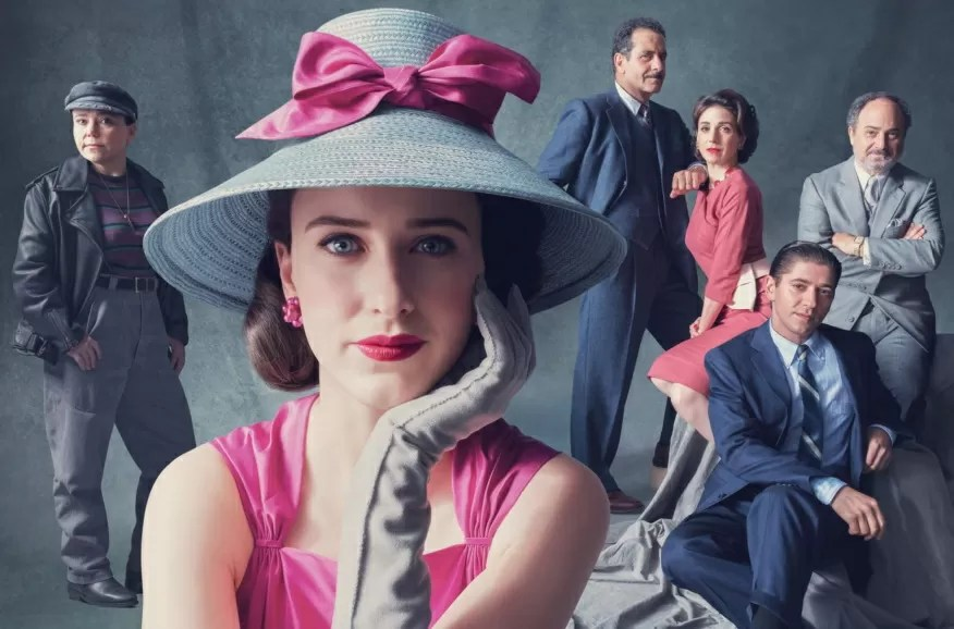 Marvelous Mrs. Maisel 2