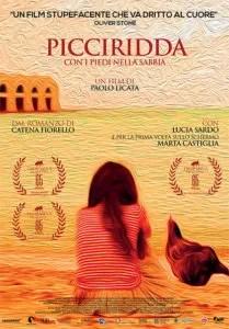 Picciridda - Con i piedi nella sabbia poster