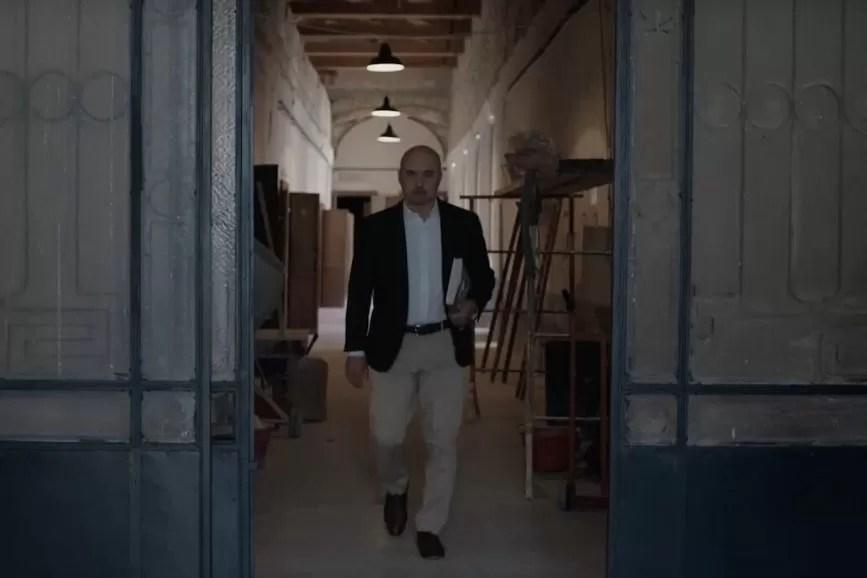 Il Commissario Montalbano - Salvo amato, Livia mia film