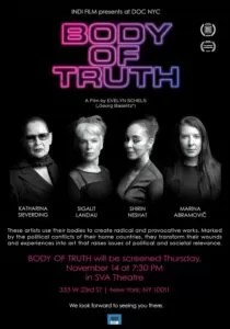 Body of Truth poster