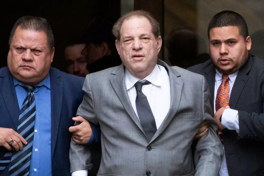 Weinstein verdetto