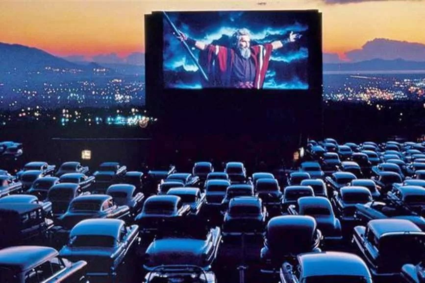 Drive in 10 comandamenti
