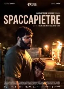 Spaccapietre poster