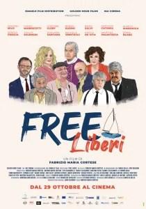 free - liberi locandina
