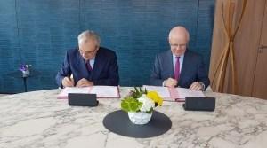 Suez et Bouygues Constructions signent un partenariat pour la ville durable