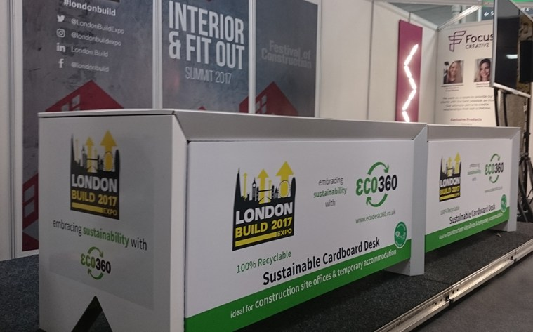Cardboard-desk-london-build-2017-interiors-summit-web