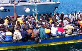 sbarchi profughi