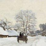 la neve e il sospetto