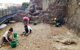 complesso archeologico san calocero albenga