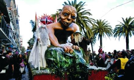 Torna il Carnevale a Loano: carri pronti a sfilare