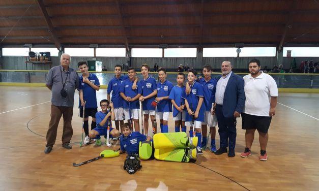 """Hockey Indoor: a Cairo Montenotte domenica  la """"Coppa dell'amicizia"""""""