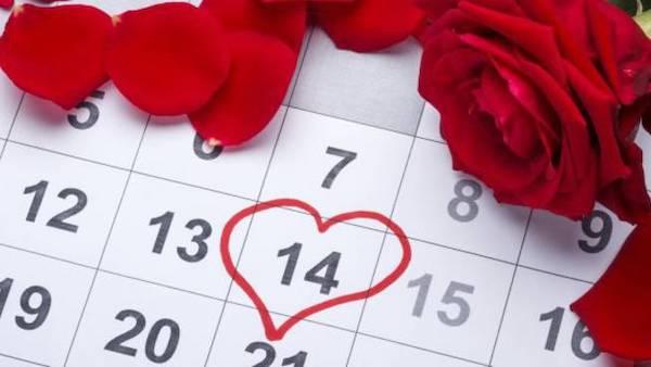 Oggi 14 febbraio