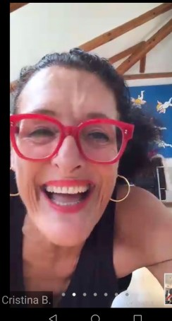 Cristina Bosio ha conseguito il diploma di formatore Nazionale di disciplina Libertas al Coni di Roma