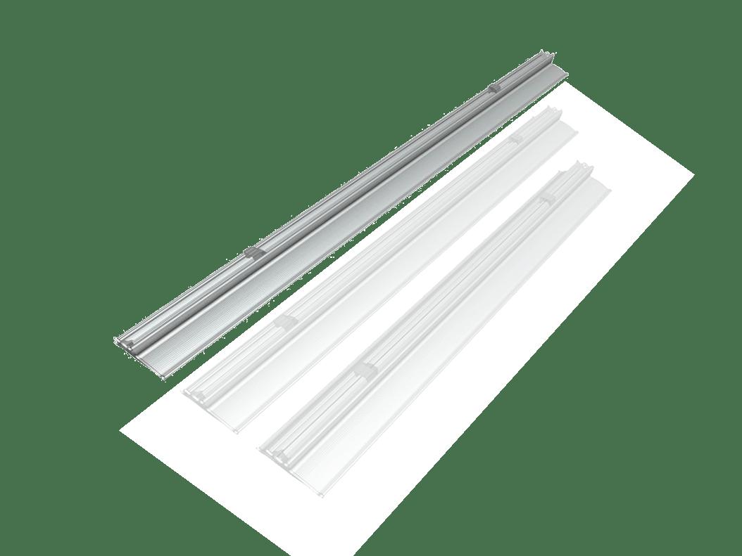 Plafoniere Per Ospedali : Plafoniere a led lineari per soffitto di diverse dimensioni