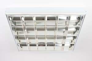 Plafoniera Incasso Led 60x60 : Dismissione lampade usate: quadrotti 60x60 cm neon 4x18w