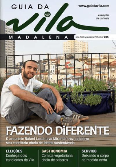 Guia da Vila Madalena - Ecoeficientes