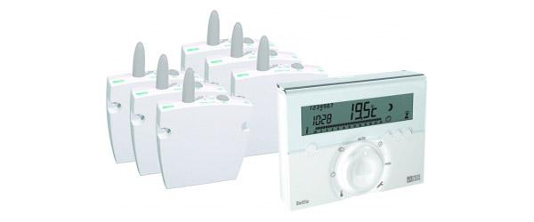Boitier Thermostat Radiateur Electrique Gamboahinestrosa