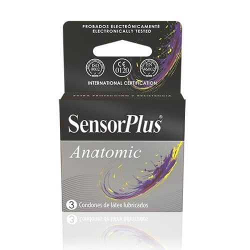 Sensor Anatomico x 3