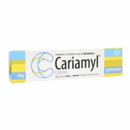 Cariamyl Crema 20 gr
