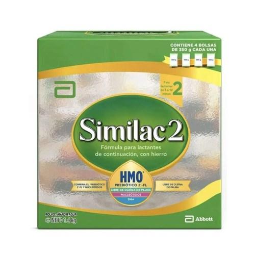 Similac 2 1400 gr