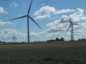 Husumer Schiffswerft Windpark EcofinConcept