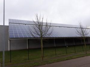 Solardachanlage EcofinConcept