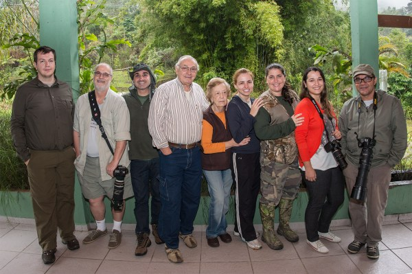 Tiago Degaspari (fotógrafo), Elvio, João Marcelo (Guainumbi), Sidney, Zilah, Ana C., Daniela, Sadra e Gilvani.