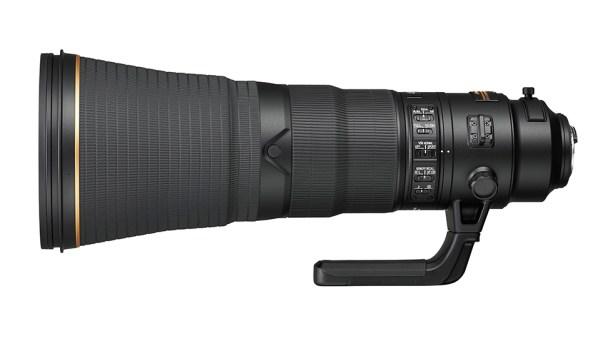 Nikon AF-S 600mm f4 FL ED VR