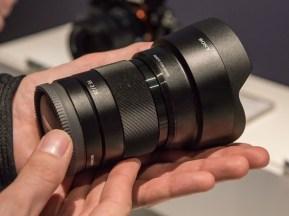 Adaptador 16mm Fish para FE 28mm. (Foto divulgação)
