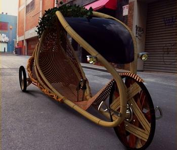bamboo-recliner-bike & Grow Your Own Bike! - EcoFriendlyLink islam-shia.org