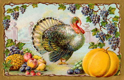 Green Thanksgiving Turkey
