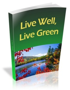be ecofriendly with live well, live green book free