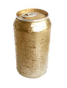recycling facts - aluminium soda cans