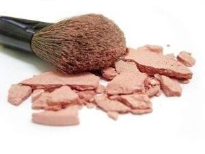 eco friendly makeup blusher