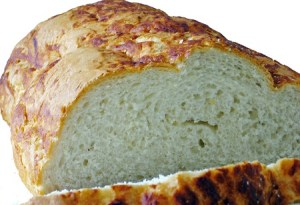 revive stale bread in the oven
