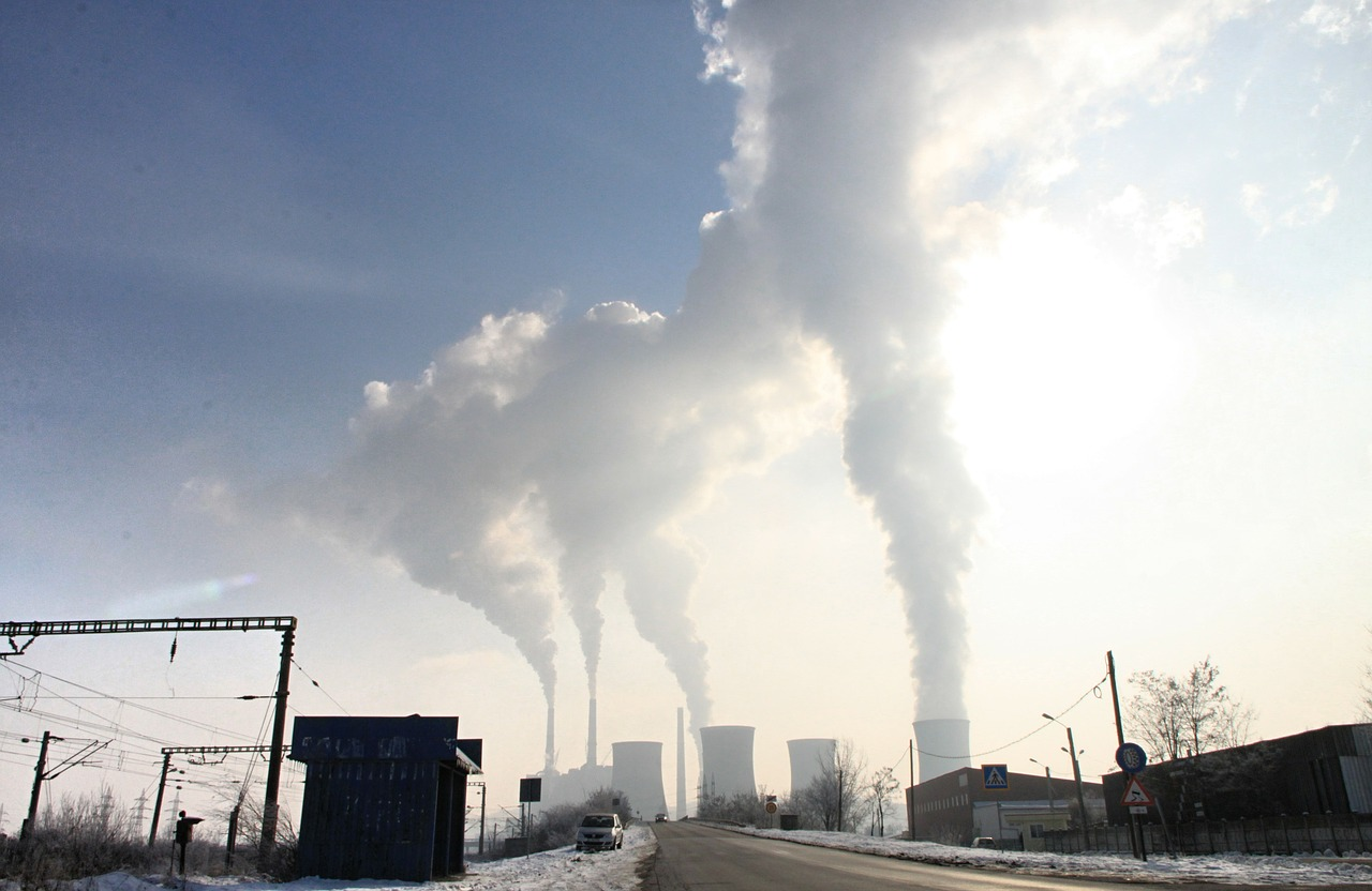 carbon neutral to stop pollution