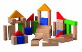 eco friendly Christmas gifts for kids building blocks toy