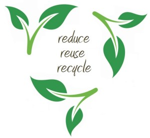 teach your kids reduce reuse recycle