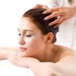 massage to reduce stress