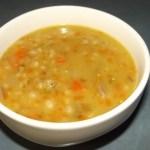 scotch broth or barley soup recipe