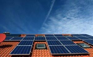 sustainable home trends - solar panels everywhere