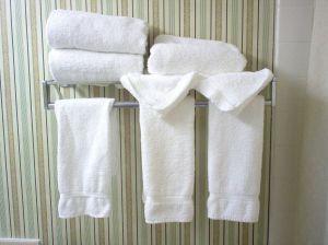 spa towels should be organic
