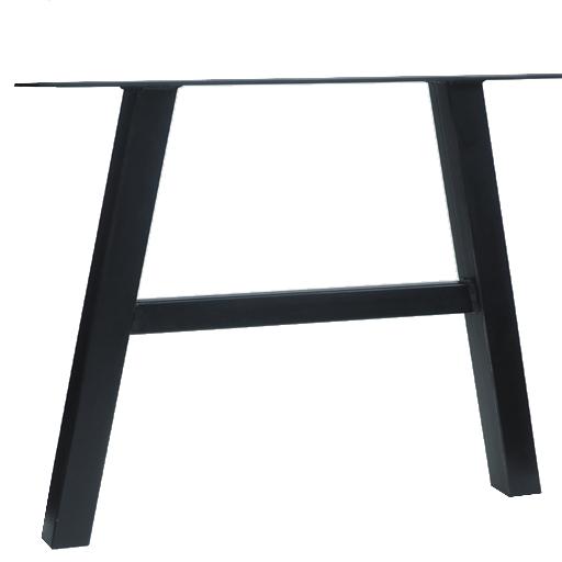 A Frame Table Base Angle