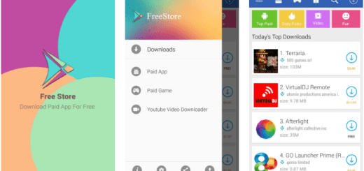 FreeStore APK Latest Version