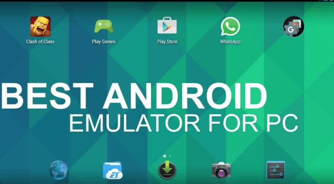 android emulators pc