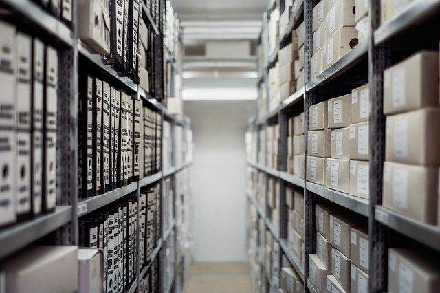 organizing warehouse